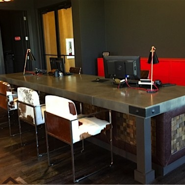 Metal Desk, Scottsdale