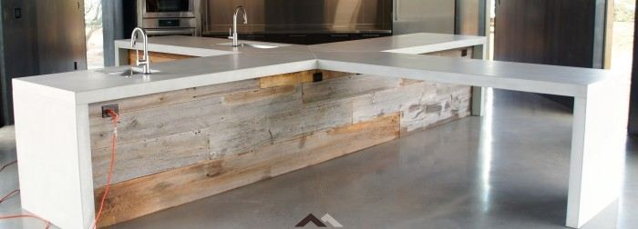 Residential and Commercial Concrete Handmade by Artisans